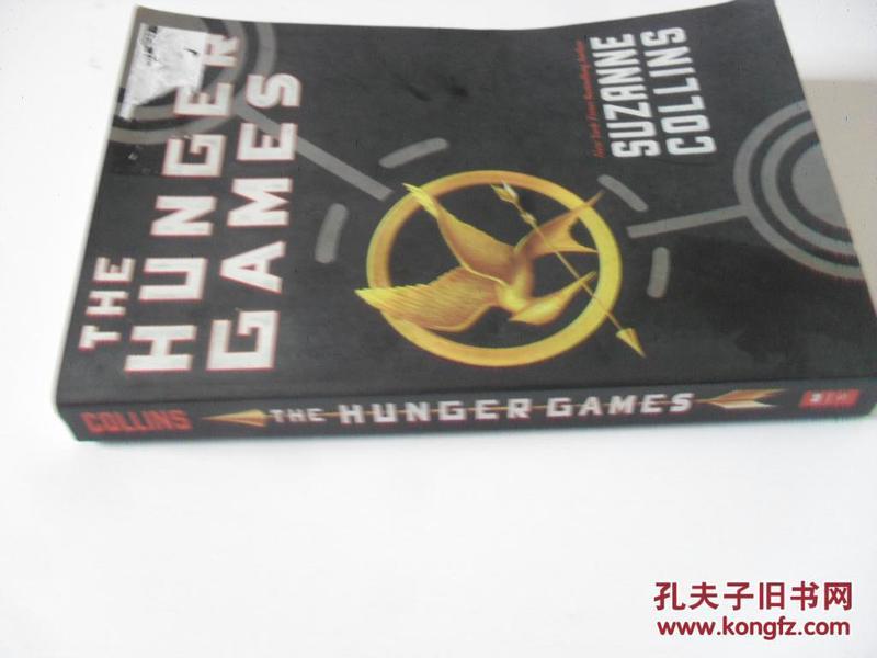 英文原版 The Hunger Games