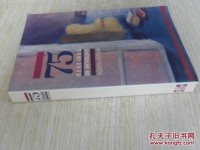 英文原版     75 Readings: An Anthology