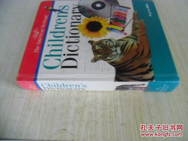 英文原版大精装  The American Heritage Children's Dictionary (American Heritage Dictionary)