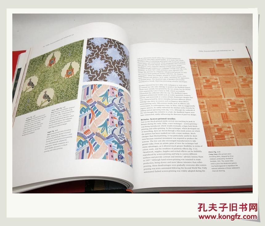 20世纪壁纸素材设计20th century pattern design图片