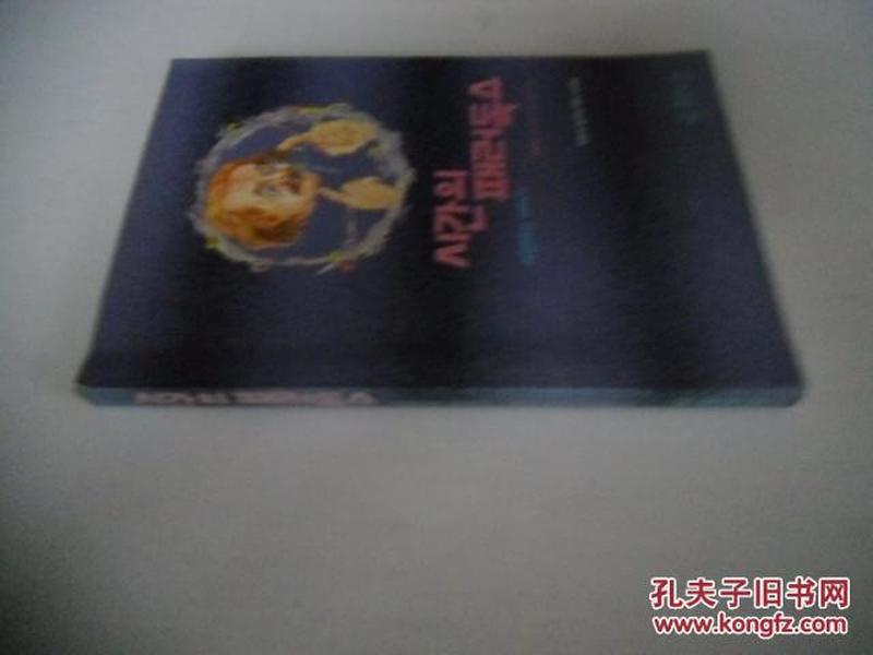 韩文原版 시 간 의 패 러 독 스
