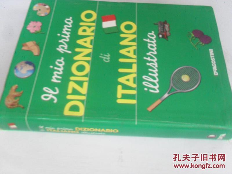 英文原版  DIZINARIO DI ITALIANO