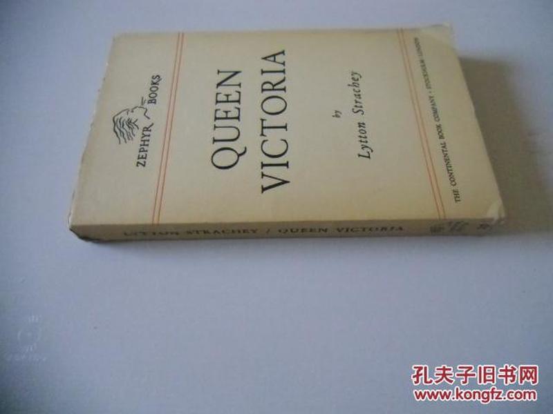 英文原版  古籍善本   QUEEN VICTORIA