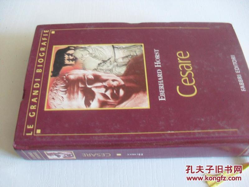 意大利文原版      Cesare