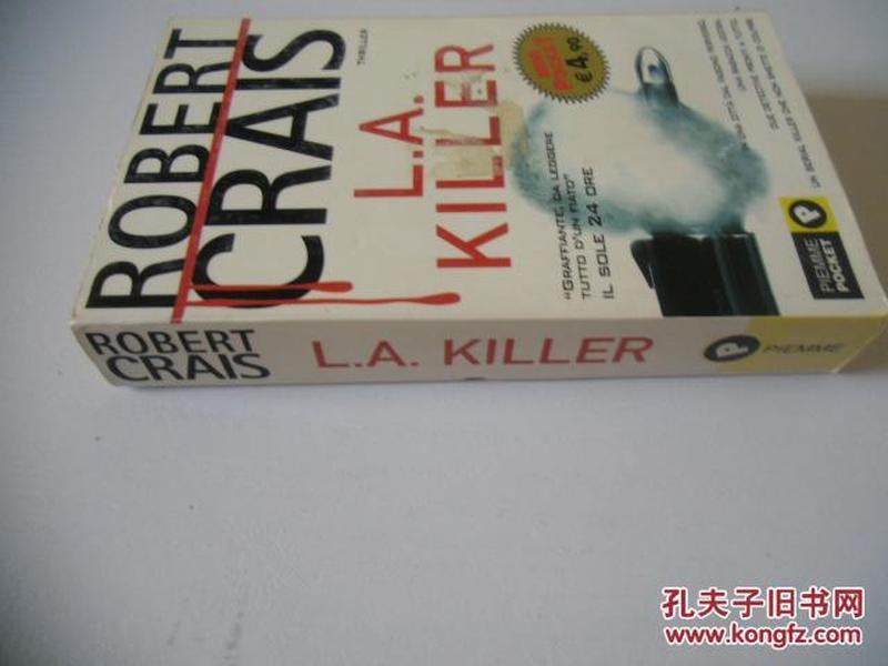 意大利文原版  L.A.KILLER