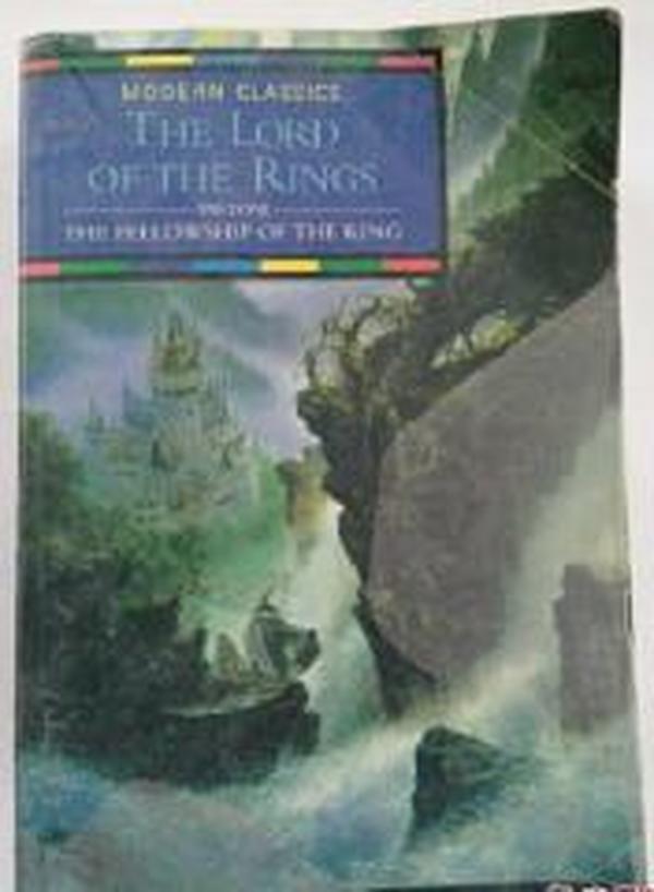 【全国运费6元起】The Lord of the Rings Vol 1:The Fellowship of the Ring  9780007129706