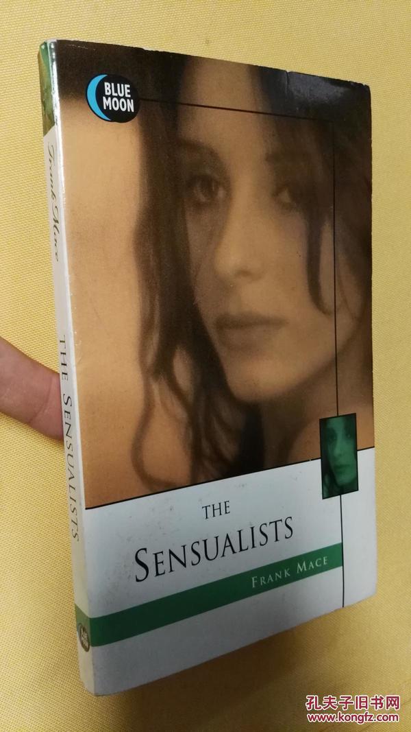 英文原版 The Sensualists.Frank Mace