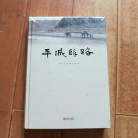 平城丝路(精装本,一版一印,全新未拆封)
