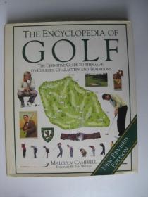 THE ENCYCLOPEDIA OF GOLF高尔夫技术百科全书