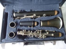 威柏尔黑管