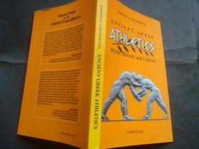 ANCIENT GREEK ATHLETICS古希腊田径运动