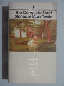 The Complete Short Stories of Mark Twain  (正版现货)