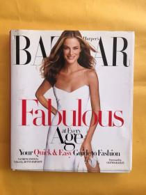 Harpers Bazaar Fabulous at Every Age 精装本
