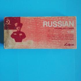 俄英对照词汇卡1000张【美国出版】