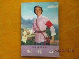革命现代京剧《杜鹃山》