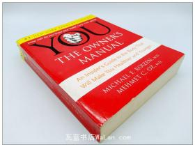 YOU: The Owners Manual 英文原版
