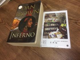 似芬兰文原版 (见图)  Inferno  丹布朗 《地狱》