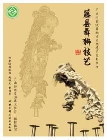 广西非物质文化遗产系列丛书——藤县舞狮技艺