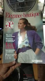 Elegance Boutique 日本语解说付 1989