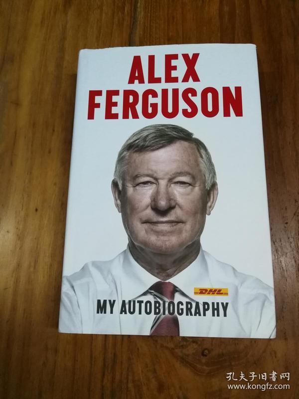 Alex Ferguson :My Autobiog Dhl ed