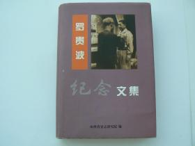 罗贵波纪念文集