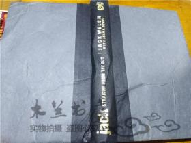 原版英法德意等外文书 STRAIGHT FROM THE GUT Jack Published by Warner Books 2001年 大32开硬精装