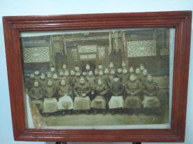 山西商号民国老照片(带框)