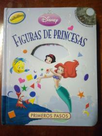 Figuras De Princesas