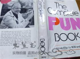 原版英法德意等外文书 The Complete Pun Book ART.MOGER CASTLE 1970年 大32开硬精装