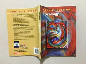 ANNUAL EDITIONS Psychology 03/04