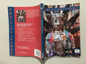 ANNUAL EDITIONS Anthropology 01/02【馆藏】