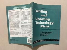 Writing and Updating Technology Plans【馆藏】附盘