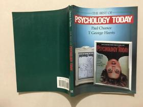 THE BEST OF PSYCHOLOGY TODAY Paul Chance T George Harris