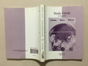 Study Guide for use with Fundamentals of Corporate Finance 附盘【馆藏】书边有3个洞