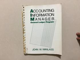 ACCOUNTING INFORMATION MANAGER