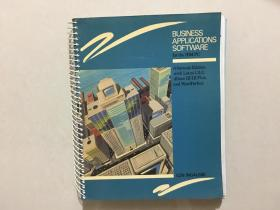 BUSINESS APPLICATIONS SOFTWARE for the IBM PC?