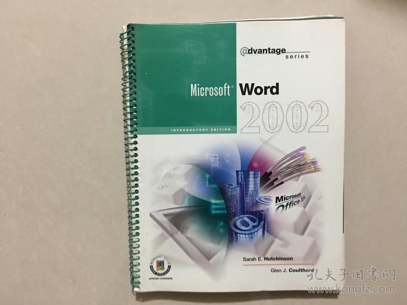dvantage series Microsoft Word 2002