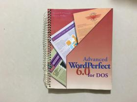 Advanced Wordperfect 6.0 for DOS