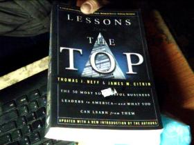 LESSONS from THE TOP          4D