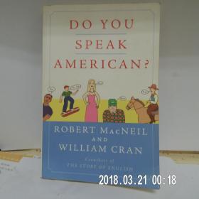 DO YOU SPEAK AMERICAN? ROBERT MacNEIL AND WILLIAM CRAN