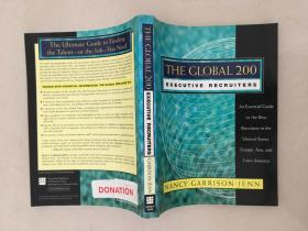 The Global 200 Executive Recruiters全球200名高管招聘