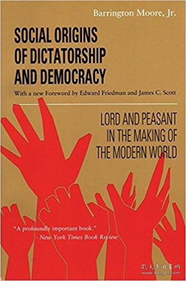 Social Origins of Dictatorship and Democracy