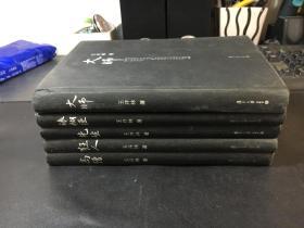 微阅读大系·王开林晚清民国人物系列:高僧、狂人、先生、裱糊匠、大师(5册合售)