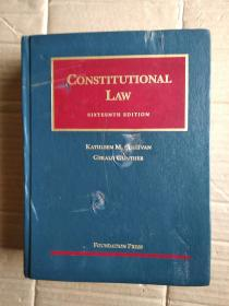constitutional law sixteen edition
