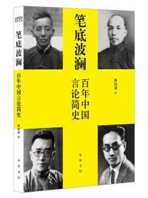 笔底波澜:百年中国言论简史