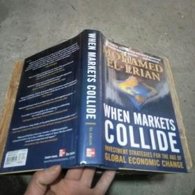 全球经济变化时代的投资策略,英文原版精装大开本〈当市场失灵时〉