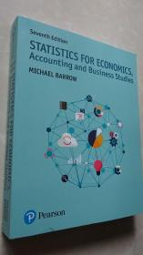 Statistics for Economics, Accounting and Business Studies (7th Edition)