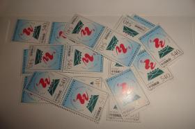 邮票:中国邮政1998---12(2---2)J《个性邮票》5.4元面值、56张合售