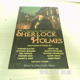 THE TMPR OBABLE ADVENTURES OFSHERLOCK HOLMES