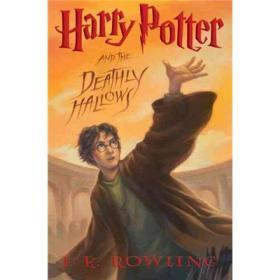 正版包邮n1/Harry Potter and the Deathly Hallows/9780545010221/Q13-3